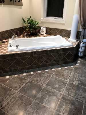 Rénovation de salle de bain, de la plomberie aux travaux de finition…